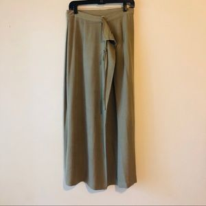 Tommy Bahama silk long skirt